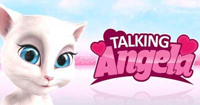Talking-Angela